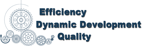 GRAFES BUSINESS CONSULTANS Efficiency Dynamic Development Quality
